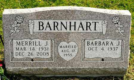 BARNHART, MERRILL J - Richland County, Ohio | MERRILL J BARNHART - Ohio Gravestone Photos