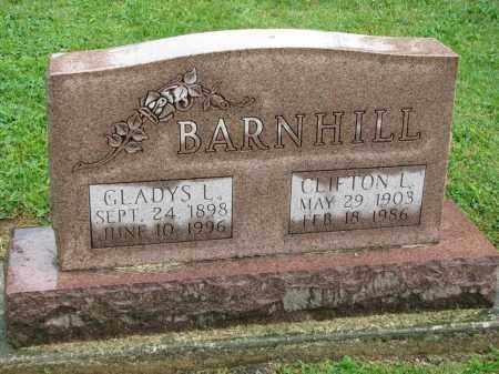 BARNHILL, CLIFTON L. - Richland County, Ohio | CLIFTON L. BARNHILL - Ohio Gravestone Photos