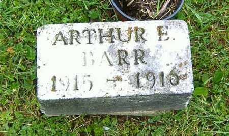 BARR, ARTHUR E. - Richland County, Ohio | ARTHUR E. BARR - Ohio Gravestone Photos