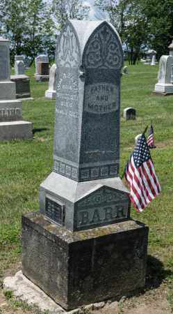 BARR, WILLIAM A - Richland County, Ohio | WILLIAM A BARR - Ohio Gravestone Photos