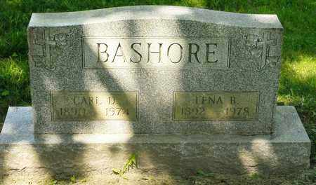 BASHORE, CARL D - Richland County, Ohio | CARL D BASHORE - Ohio Gravestone Photos