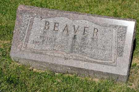 BEAVER, LAWRENCE W - Richland County, Ohio | LAWRENCE W BEAVER - Ohio Gravestone Photos