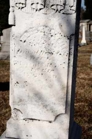 BECHTEL, ELISABETH - Richland County, Ohio | ELISABETH BECHTEL - Ohio Gravestone Photos