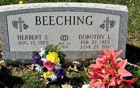 BEECHING, DOROTHY L - Richland County, Ohio | DOROTHY L BEECHING - Ohio Gravestone Photos