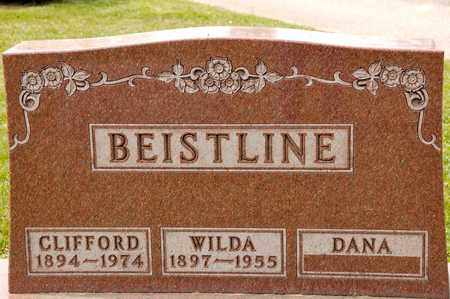 BEISTLINE, CLIFFORD - Richland County, Ohio | CLIFFORD BEISTLINE - Ohio Gravestone Photos