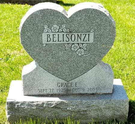 BELISONZI, GRACE E - Richland County, Ohio | GRACE E BELISONZI - Ohio Gravestone Photos