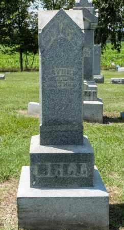 BELL, DORCAS - Richland County, Ohio | DORCAS BELL - Ohio Gravestone Photos