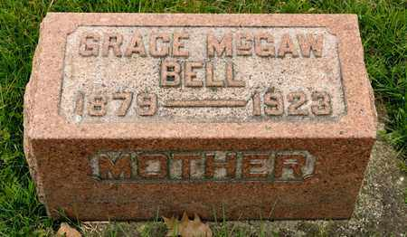 MCGAW BELL, GRACE - Richland County, Ohio | GRACE MCGAW BELL - Ohio Gravestone Photos