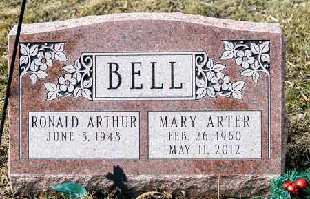 ARTER BELL, MARY - Richland County, Ohio | MARY ARTER BELL - Ohio Gravestone Photos