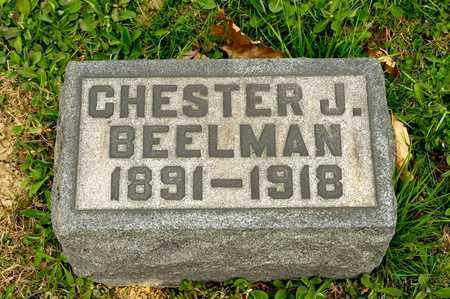 BELLMAN, CHESTER J - Richland County, Ohio | CHESTER J BELLMAN - Ohio Gravestone Photos
