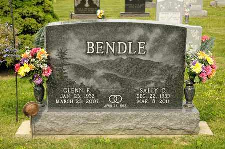 BENDLE, GLENN F - Richland County, Ohio | GLENN F BENDLE - Ohio Gravestone Photos