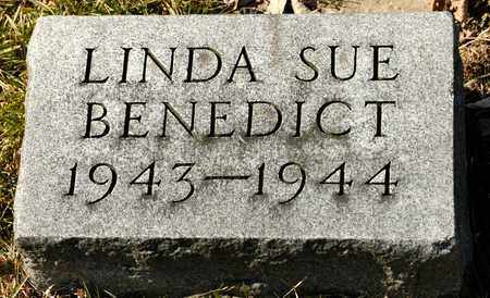 BENEDICT, LINDA SUE - Richland County, Ohio | LINDA SUE BENEDICT - Ohio Gravestone Photos