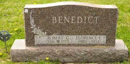 BENEDICT, ROBERT G - Richland County, Ohio | ROBERT G BENEDICT - Ohio Gravestone Photos