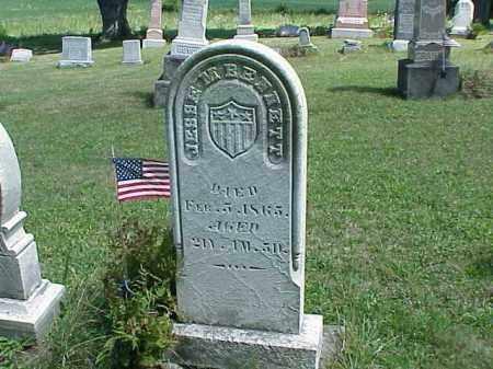 BENNETT, JESSE M. - Richland County, Ohio | JESSE M. BENNETT - Ohio Gravestone Photos