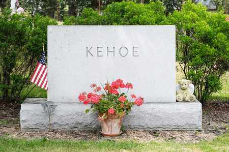 KEHOE, JAMES - Richland County, Ohio | JAMES KEHOE - Ohio Gravestone Photos