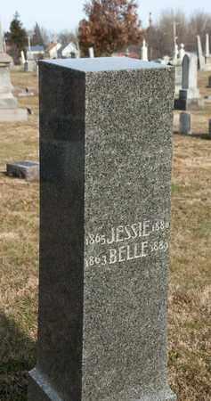 BERGSTRESSER, BELLE - Richland County, Ohio | BELLE BERGSTRESSER - Ohio Gravestone Photos