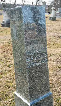 HART BERGSTRESSER, MARY - Richland County, Ohio | MARY HART BERGSTRESSER - Ohio Gravestone Photos