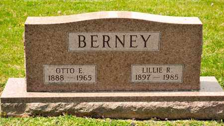 BERNEY, LILLIE R - Richland County, Ohio | LILLIE R BERNEY - Ohio Gravestone Photos