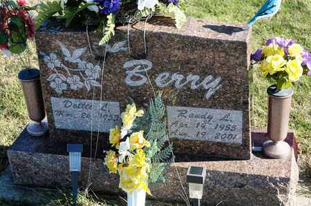 BERRY, RANDY L - Richland County, Ohio | RANDY L BERRY - Ohio Gravestone Photos