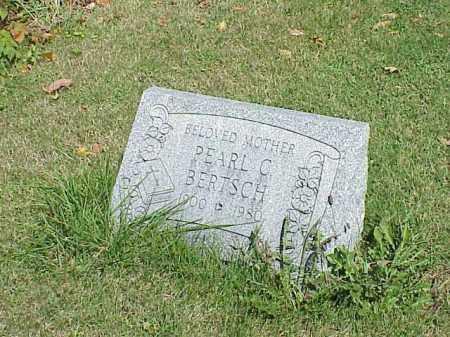 BERTSCH, PEARL C. - Richland County, Ohio | PEARL C. BERTSCH - Ohio Gravestone Photos