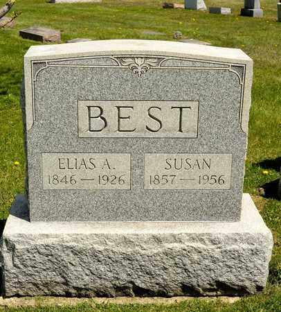BEST, SUSAN - Richland County, Ohio | SUSAN BEST - Ohio Gravestone Photos