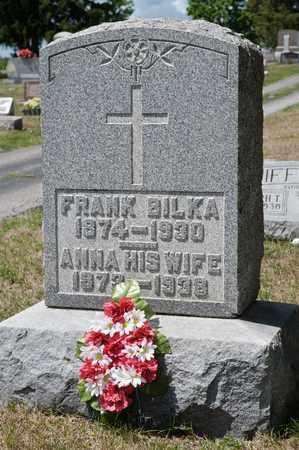 BILKA, FRANK - Richland County, Ohio | FRANK BILKA - Ohio Gravestone Photos