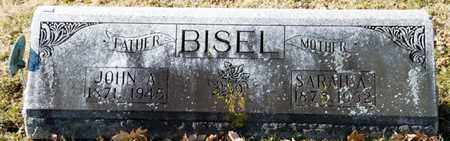 BISEL, SARAH A - Richland County, Ohio | SARAH A BISEL - Ohio Gravestone Photos