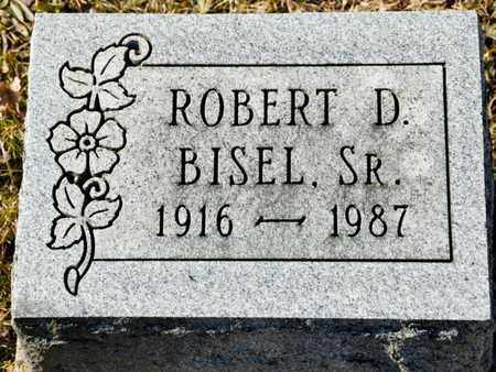 BISLE SR, ROBERT D - Richland County, Ohio | ROBERT D BISLE SR - Ohio Gravestone Photos