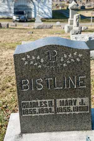 BISTLINE, CHARLES H - Richland County, Ohio | CHARLES H BISTLINE - Ohio Gravestone Photos