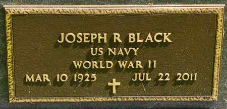 BLACK, JOSEPH R - Richland County, Ohio | JOSEPH R BLACK - Ohio Gravestone Photos