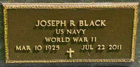 BLACK, JOSEPH R - Richland County, Ohio   JOSEPH R BLACK - Ohio Gravestone Photos