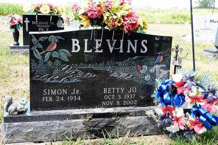 BLEVINS, BETTY JO - Richland County, Ohio | BETTY JO BLEVINS - Ohio Gravestone Photos