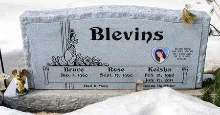 BLEVINS, KEISHA - Richland County, Ohio | KEISHA BLEVINS - Ohio Gravestone Photos