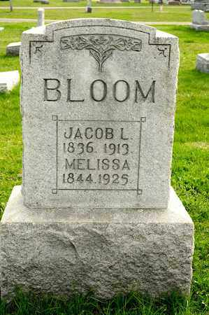 BLOOM, MELISSA - Richland County, Ohio | MELISSA BLOOM - Ohio Gravestone Photos