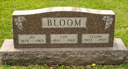 BLOOM, GLENN - Richland County, Ohio | GLENN BLOOM - Ohio Gravestone Photos