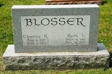 BLOSSER, RUTH L - Richland County, Ohio | RUTH L BLOSSER - Ohio Gravestone Photos