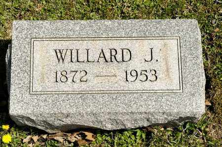 BLY, WILLARD J - Richland County, Ohio | WILLARD J BLY - Ohio Gravestone Photos