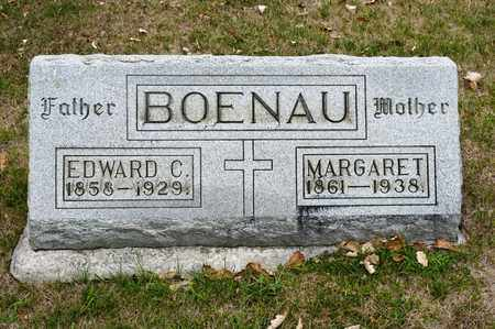 BOENAU, EDWARD C - Richland County, Ohio | EDWARD C BOENAU - Ohio Gravestone Photos