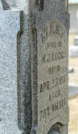 BOGGS, MARY - Richland County, Ohio   MARY BOGGS - Ohio Gravestone Photos