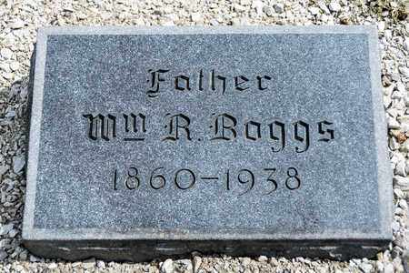BOGGS, WILLIAM R - Richland County, Ohio | WILLIAM R BOGGS - Ohio Gravestone Photos