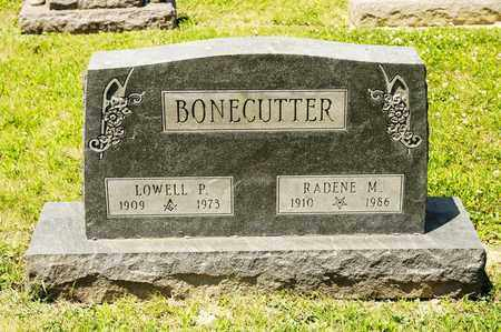 BONECUTTER, LOWELL P - Richland County, Ohio | LOWELL P BONECUTTER - Ohio Gravestone Photos