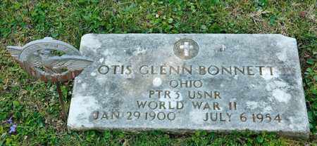 BONNETT, OTIS GLENN - Richland County, Ohio | OTIS GLENN BONNETT - Ohio Gravestone Photos