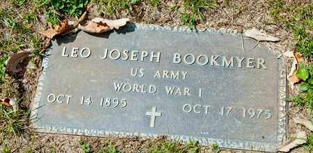 BOOKMYER, LEO JOSEPH - Richland County, Ohio | LEO JOSEPH BOOKMYER - Ohio Gravestone Photos