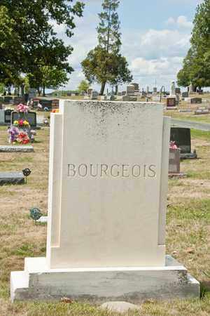 BOURGEOIS, A COLLIGAN - Richland County, Ohio | A COLLIGAN BOURGEOIS - Ohio Gravestone Photos
