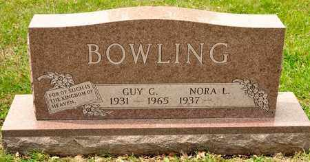 BOWLING, GUY G - Richland County, Ohio | GUY G BOWLING - Ohio Gravestone Photos