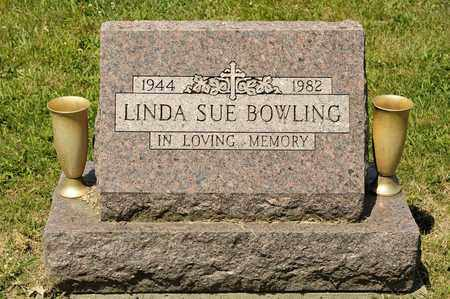 BOWLING, LINDA SUE - Richland County, Ohio | LINDA SUE BOWLING - Ohio Gravestone Photos