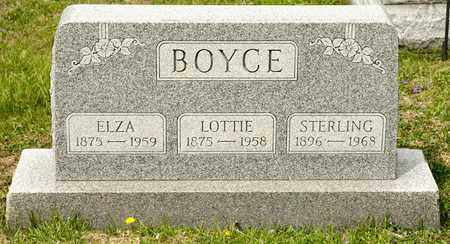 BOYCE, LOTTIE - Richland County, Ohio | LOTTIE BOYCE - Ohio Gravestone Photos