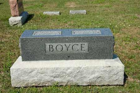 BOYCE, SENA O - Richland County, Ohio | SENA O BOYCE - Ohio Gravestone Photos