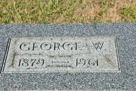 BOYCE, GEORGE W - Richland County, Ohio | GEORGE W BOYCE - Ohio Gravestone Photos