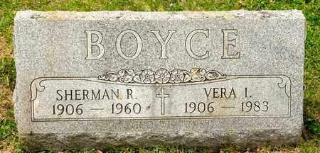 BOYCE, VERA I - Richland County, Ohio | VERA I BOYCE - Ohio Gravestone Photos